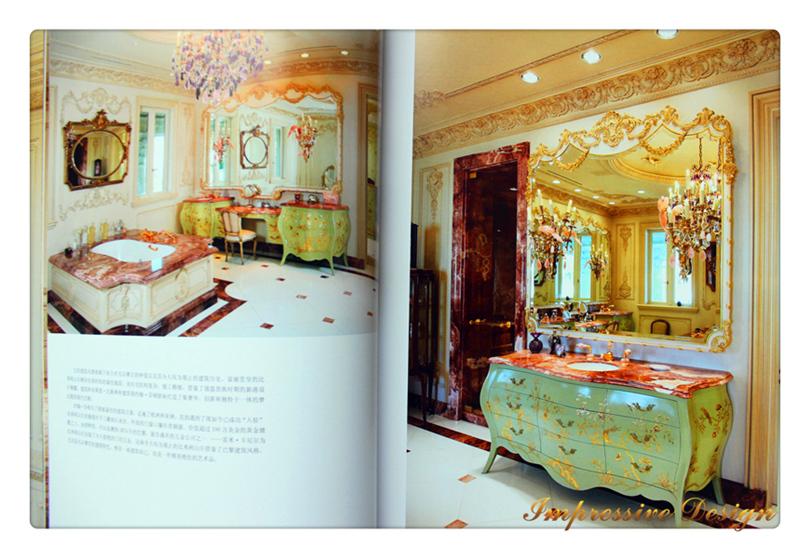 Ⅱ 国外纯正欧式奢华别墅酒店 室内装饰装修装潢设计 图文书