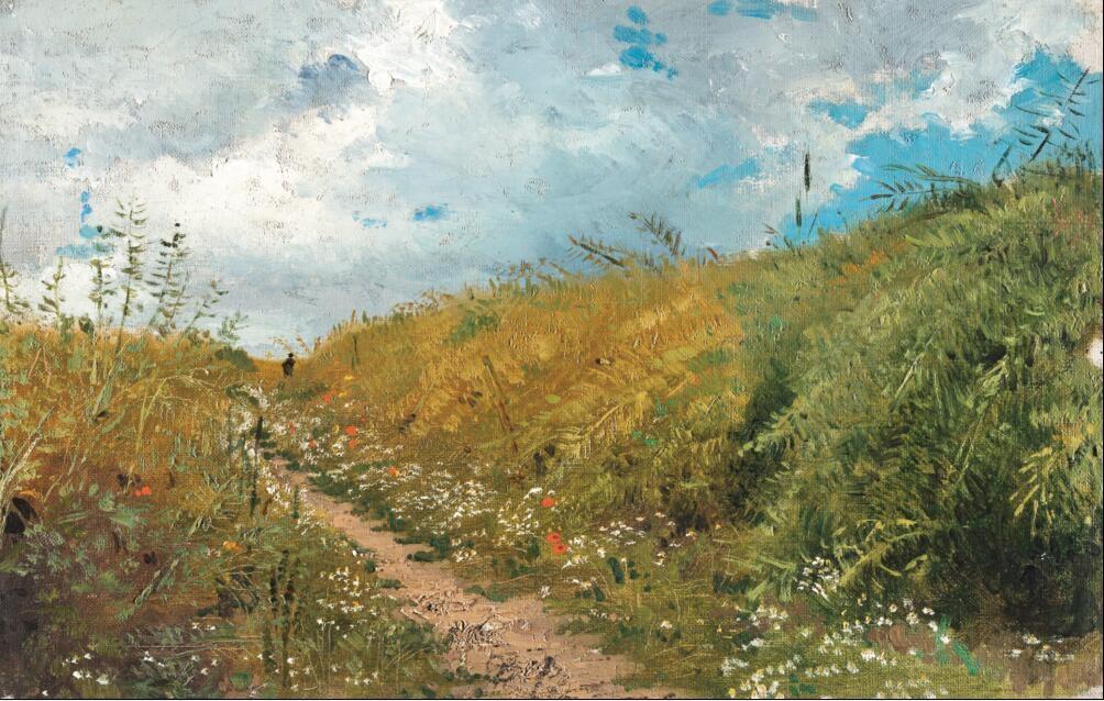 正版 全套5本 西方风景画大师作品精选系列 英国法国美国俄罗斯印象派