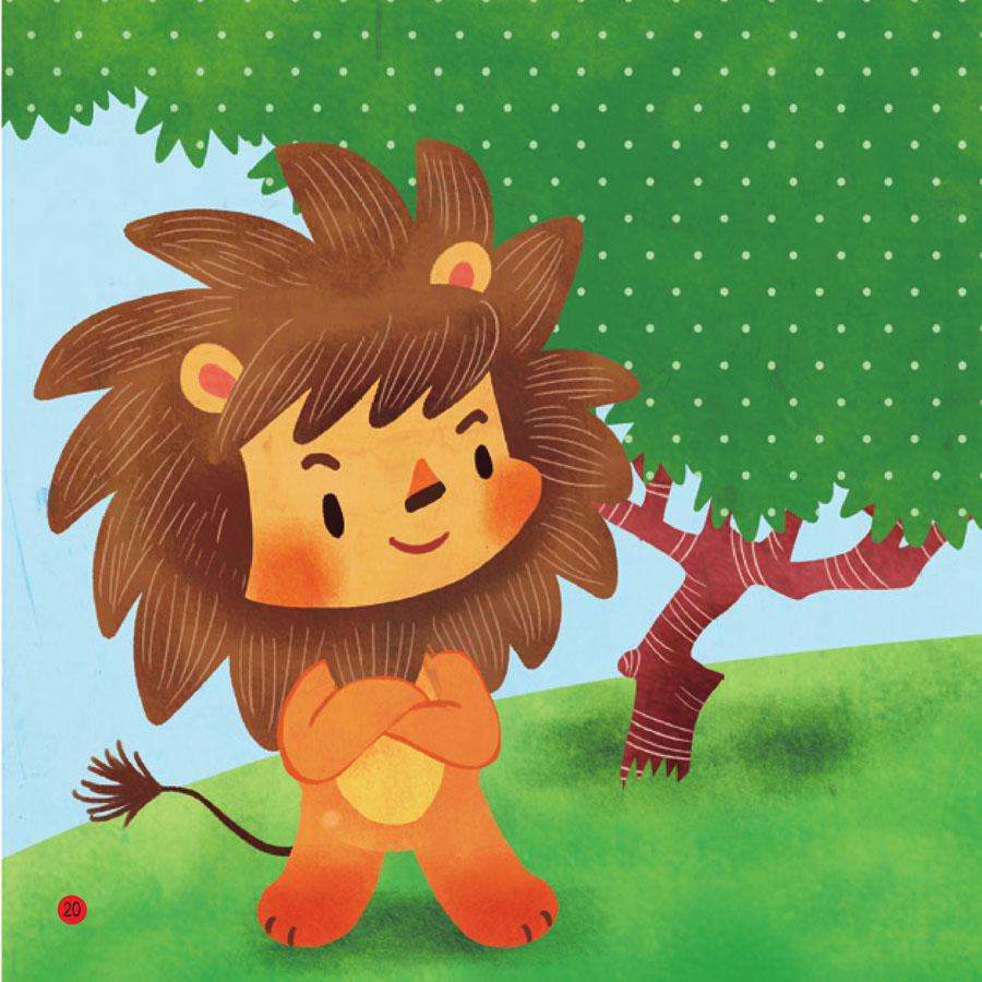 内文展示:        《亲子成语童话》系列以受孩童喜爱的动物