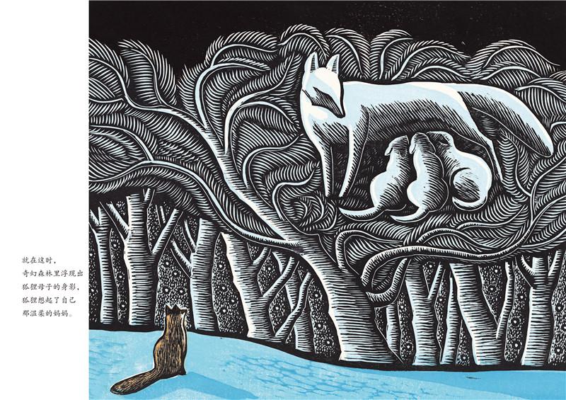 感悟生命动物绘本:北方狐狸的梦